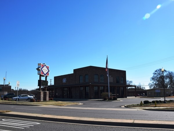 Centennial Bank, one of Arkansas largest banks, has a large branch office in Cabot