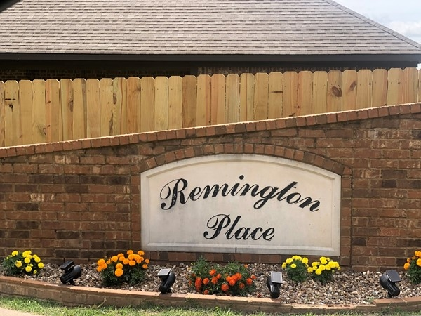 Remington Place Subdivision in Bryant, Arkansas located in Saline County