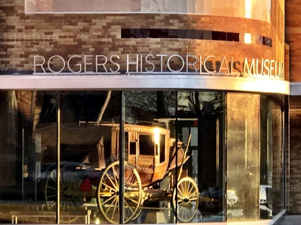 Rogers Historical Museum