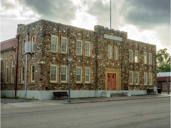 Historic National Guard Armory built in 1931