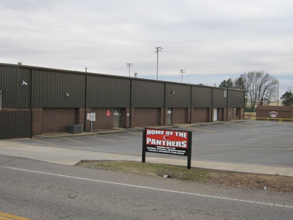 Football Fieldhouse for the Clarksville Panthers