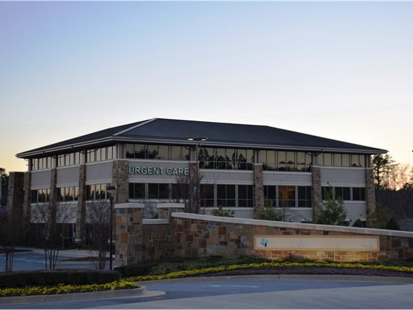 Medical office building located in West Little Rock includes a much needed Urgent Care facility