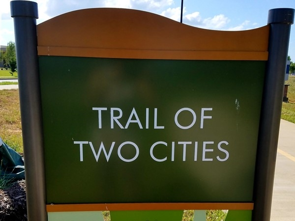 Connecting Rogers and Bentonville via a Trail of Two Cities