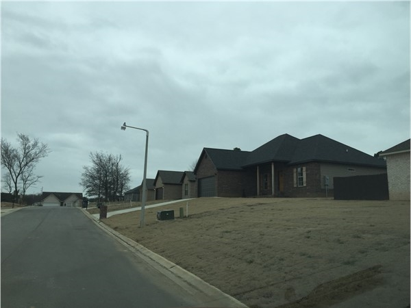 We think these new construction homes are great. We think they are a great addition to Jonesboro, Ar