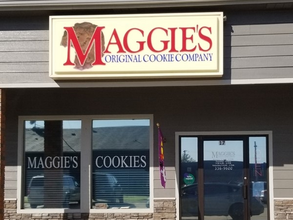 Maggie's Original Cookie Company located near Steeplechase