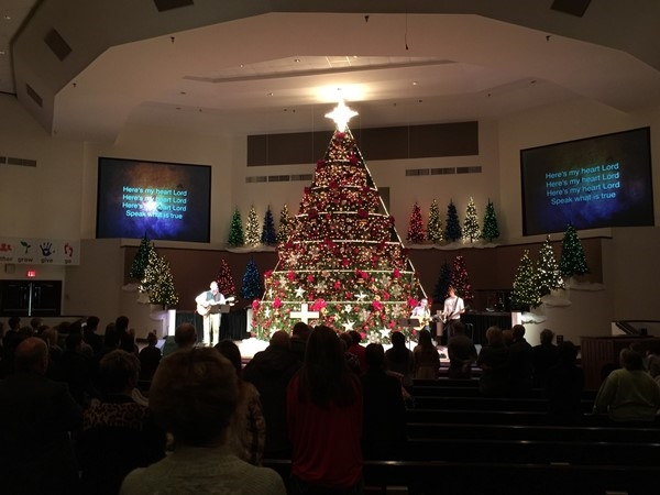 Jonesboro has great church families