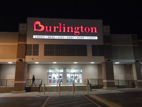 Jonesboro has a Burlington Coat Factory too