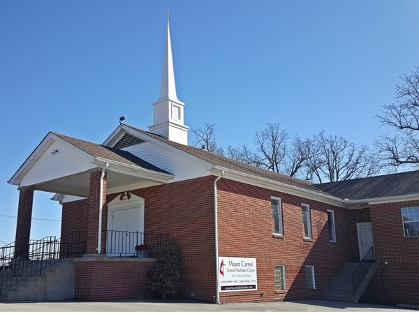 Mt. Carmel United Methodist Church, 4000 Southwest Drive, Jonesboro