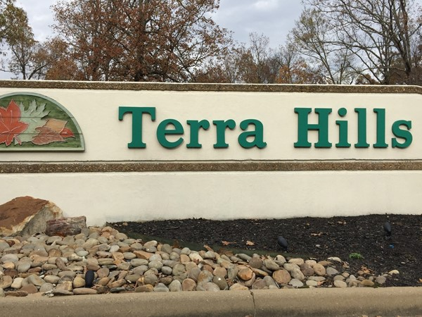 Terra Hills has several really nice estates with acreage