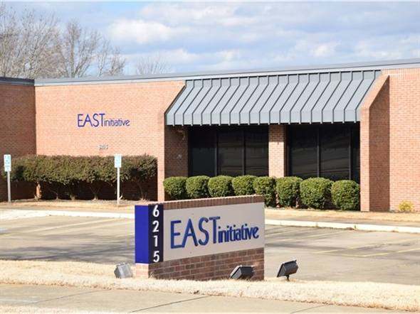 East Initiative, a student driven community based non-profit using the latest technology