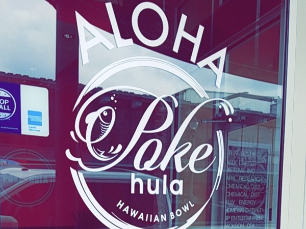Have you had any Hawaiian food lately? Poke Hula restaurant is located in downtown Conway