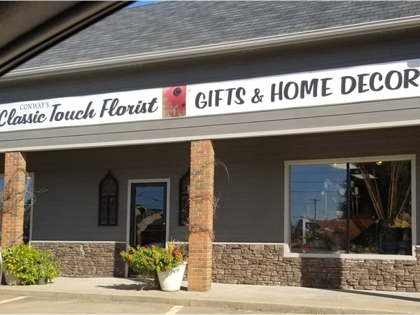 Classic Touch Florist for all your floral needs