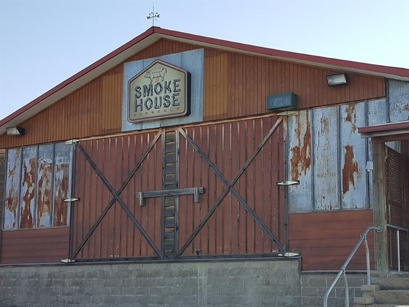 Demo's Smokehouse on Southwest Drive in Jonesboro has really great barbeque