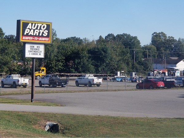 Auto Parts store in Greenbrier