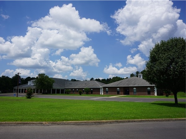 Springhill Elementary in Bryant is located in Saline County