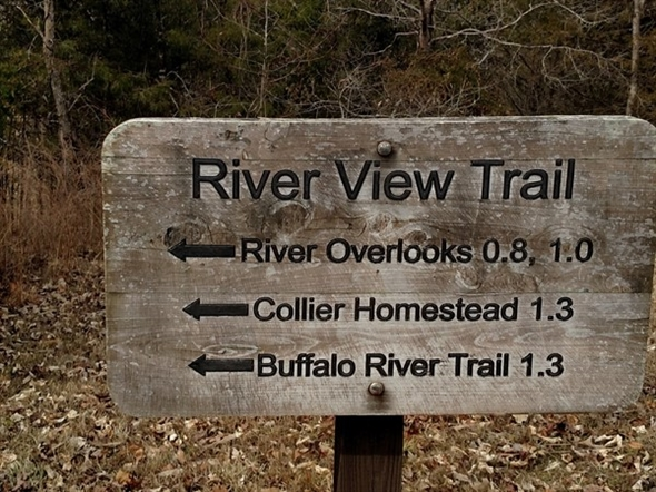River View Trail is worth the hike! Great views, scenic trails, and historic homestead. A must see