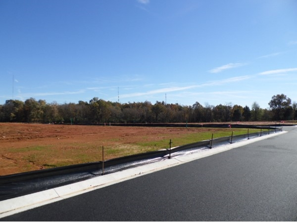 Land for new construction in Barrington Park