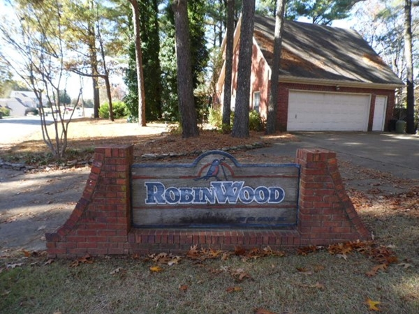 Robin Wood entrance