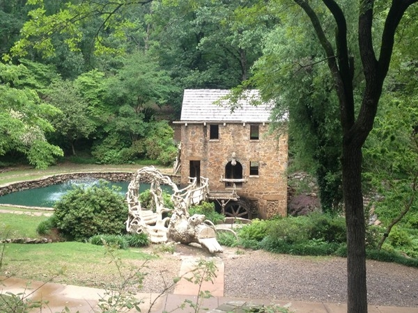 Historic Old Mill in the heart of Lakewood