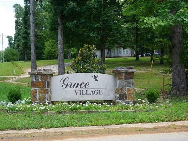 Grace Village in Alexander is located in Saline County