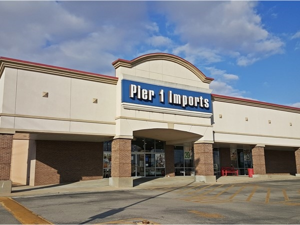 Pier 1 on Highland Drive, Jonesboro