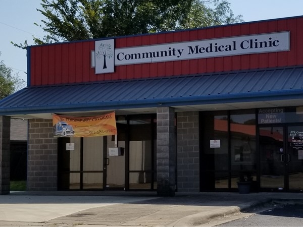 Community Medical Clinic can heal your ailments