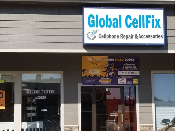 Global CellFix is here to fix your cellphone